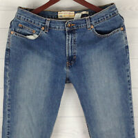 Old Navy Women's Size 10 Stretch Bootcut Mid Rise Blue Medium Wash Thick Jeans
