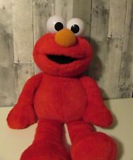 "Jumbo 28"" Tickle me Elmo - Mattel Fisher-Price 2002 Sesame Street Workshop"
