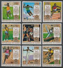 Guinea Guinea 1972 ** mi.640/48 a los juegos olímpicos Olympic Games [st3352]