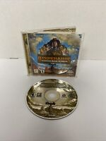 NICE DISC! Desperados: Wanted Dead or Alive Jewel Case PC Complete W Manual