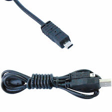 USB Cable / Cord for Olympus FE Series Digital Camera, USB Data Transfer Cable