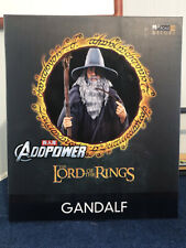 Iron Studios Gandalf Deluxe Art Scale 1/10 Lord of the Rings Collectibles Figure