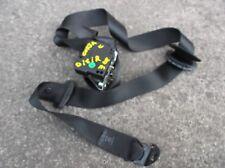 VAUXHALL CORSA C DRIVERS SIDE REAR SEAT BELT - 3 DOOR MODEL back belt RIGHT HAND
