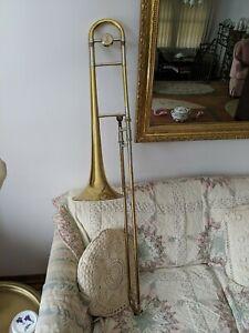 Trombone Bach Stradavarius model 36