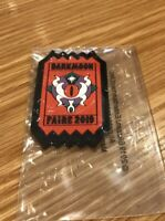Darkmoon Faire Patch Badge Blizzcon 2019 Exclusive Warcraft Blizzard Con New New