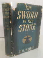The Sword in the Stone by TH White 1939 Hardcover 1st Edition