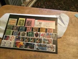 United States Mixed Stamps Lot