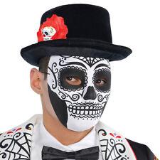 Giorno dei morti MONSIEUR Catrin Maschera Maschera in lattice Halloween
