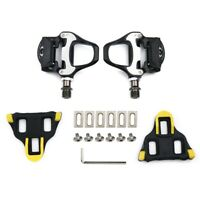 Cycling Road Bike Bicycle Self-Locking Pedals for SHIMANO SPD SL Road Bike C e1x