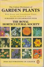 The Dictionary of Garden Plants in Colour by Roy Hay, Patrick M. Synge