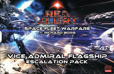 Red Alert Space Warfare Board Game: Vice Admiral Flagship Expansion Pack RED002