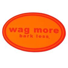Wag More Bark Less Auto Magnets