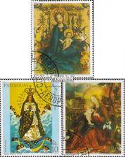 Paraguay 3474-3476 (kompl.Ausg.) gestempelt 1981 Weihnachten