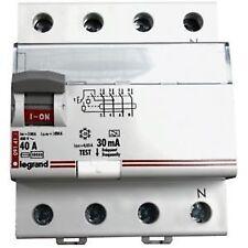 Disjoncteurs 40A