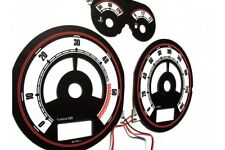 Audi A4 (B5) 95-01 Design 2 glow gauges dials plasma dials kit tacho glow dash s