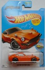 2017 Hot Wheels FACTORY FRESH 3/10 Custom Datsun 240Z 76/365 (Orange Version)