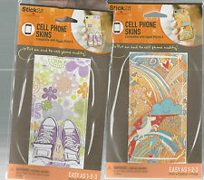 Cell Phone Skin For Apple iPhone 4 Compatible Choice Of 4 Different Designs