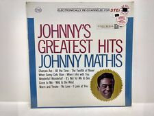 Johnny Mathis-Johnny's Greatest Hits.-1LP Record                           lp367