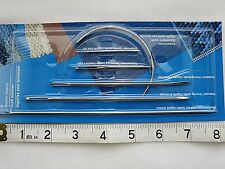 PRYM CRAFT SEWING NEEDLES,MATTRESS,WEAVING,PACKING,RUG,LEATHER,UPHOLSTRY,CURVED,