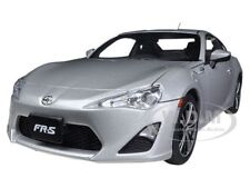 SCION FR-S (NORTH AMERICAN VERSION/LHD) SILVER METALLIC 1/18 BY AUTOART 78778