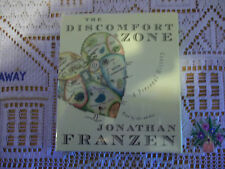 The Discomfort Zone : A Personal History by Jonathan Franzen (2006, CD,...