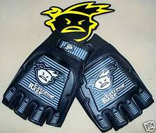 Extreme Rage Paintball Gun Game Half Finger Armored Gloves Xl Airsoft Free Ship
