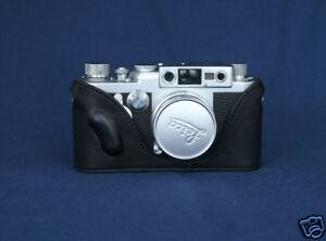 Zhou Black Case for Leica SM Camera IIIg IIIf IIIc IIIa