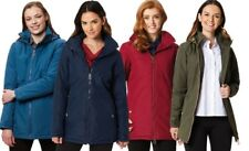 REGATTA LADIES MYLEE JACKET WATERPROOF INSULATED JACKET RED or BLUE RWP265