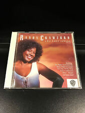 Randy Crawford; The Love Songs ; Import CD-VG Condition-Warner Brothers Records