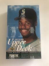 1995 Upper Deck Baseball Series 2 Hobby Factory Sealed Box