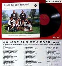 LP Ernst Mosch & Original Egerländer: Grüsse aus dem Egerland (Telefunken)