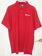 Red Hat Software Company New Era Polo Shirt XL ~ Men's Size Extra Large ~ NWOT