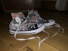 Converse All Star Harley Quinn Sneaker/Trainers