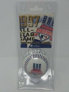 1997 MLB All-Star Game Commemorative Baseball JACOBS FIELD Cleveland Fotoball