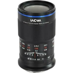 New Venus Optics Laowa 65mm f2.8 2x Ultra Macro APO Lens for FUJIFILM X #32621