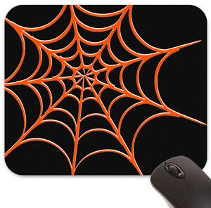 Gothic, Dark, Horror, Halloween, Pattern Desktop Mouse Pad