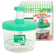 3 Liter Capacity Japanese Plastic Mammy Pickle Maker Tsukemono Press Container