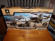 BEST-LOCK, U.S. ARMY ARMY STRONG KIT, OVER 375 PIECES, NIB, 2013
