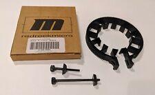 Redrock Micro microLensGear BLACK Size A Mod .8 32 Pitch 3-200-0004