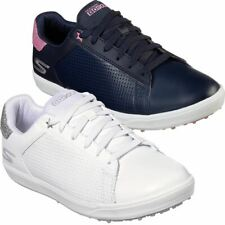 SKECHERS LADIES GO GOLF DRIVE - SHIMMER WOMENS SPIKELESS GOLF SHOES 14882