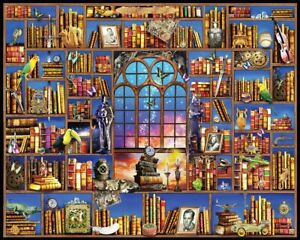 The Imaginarium 1000 piece jigsaw puzzle 760mm x 610mm   (wmp)