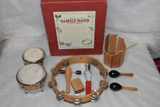 Restoration Hardware Family Band Musical Instruments Set Complete Guc