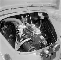 1956 Renault 4CV OLD CAR ROAD TEST PHOTO 2