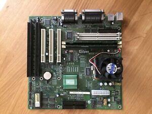 Mainboard AOpen MX58 Plus + AMD K6/2 Prozessor + 256MB RAM