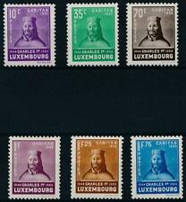 [323313] Luxembourg 1935 good set of stamps very fine MH Value 65$