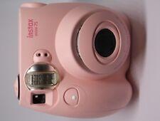 Fujifilm LIGHT PINK  mini 7S Instant Film Camera