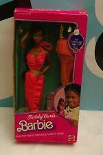 Barbie Twirly Curls African American NIB Vintage
