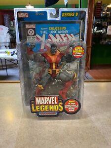 2004 ToyBiz Marvel Legends Series V COLOSSUS Action Figure MOC