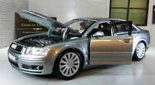 G LGB 1:26 24 Scale Audi A8 4.2 V8 2004 31971 Detailed Maisto Diecast Model Car