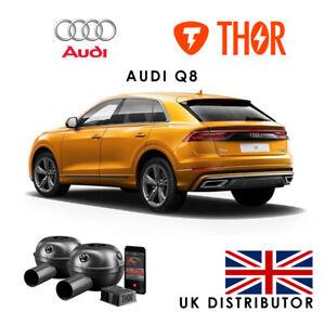 Audi Q8 THOR Electronic Exhaust, 2 Loudspeaker UK